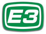 E3 spedition logo
